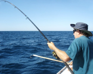 Calen classic fishing competition